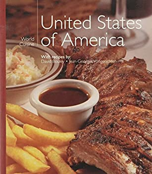 United States of America (World Cuisine, #4) 8460973565 Book Cover