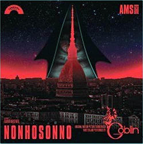 Non Ho Sonno (180 Gr. Vinyl Crystal Limited Edt.)