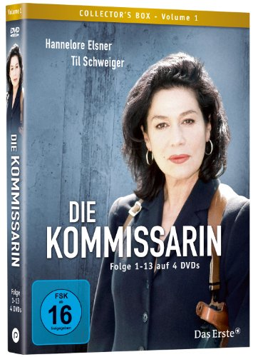 Die Kommissarin 1/4DVD [Collector's Edition]