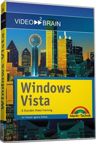 Preisvergleich Produktbild Windows Vista - Einstieg ohne Vorwissen. Video-Training auf DVD