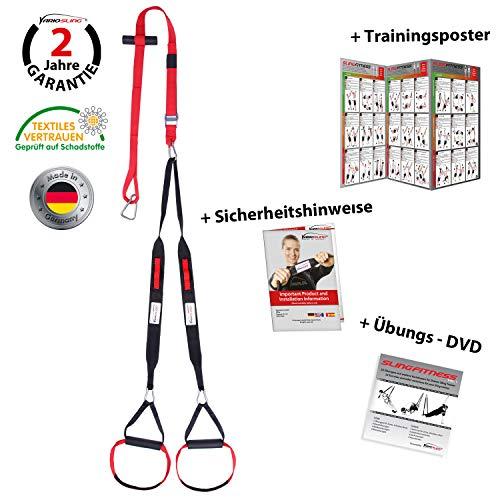 Variosling Professional Schlingentrainer DVD, Türanker Sling Trainer Professional Modell 2020