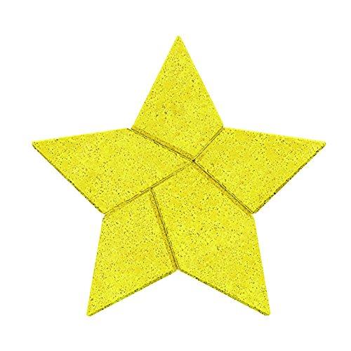 Anker - 2041697 - Puzzle en Bois - L'étoile - 5 Pièces