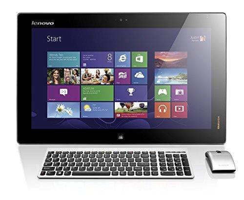 Lenovo Flex 20 19.5-inch All-in-One Touchscreen Desktop PC - Silver (Intel Core i5-44200U 1.6 GHz, 8...