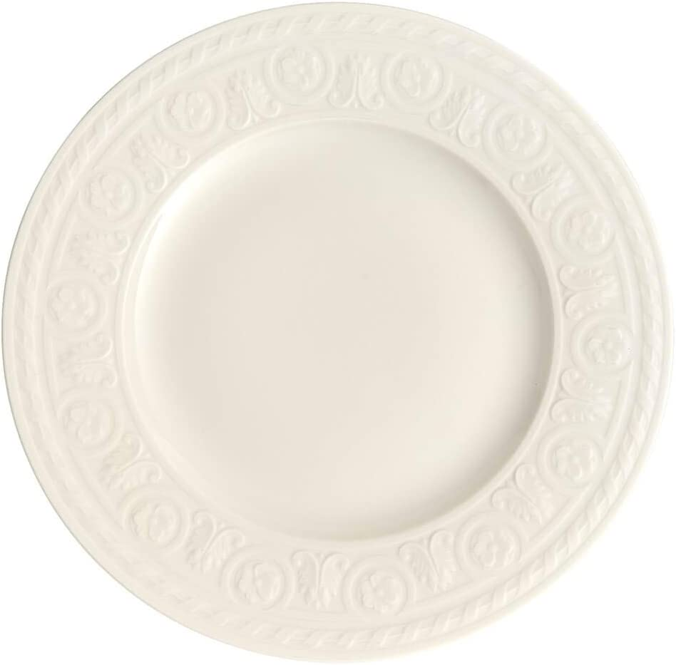 Villeroy Boch Cellini Salad in 8.5 Plate White Houston Mall Today's only