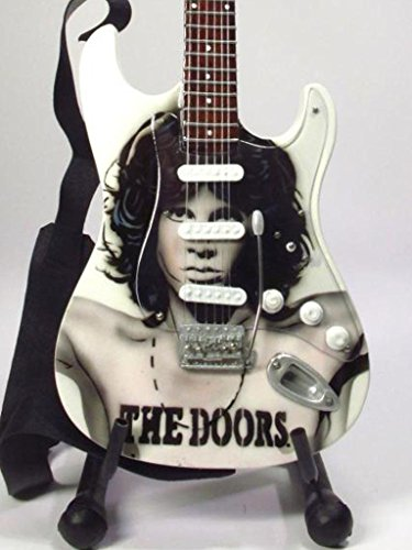 Mini guitarra de colección - Replica mini guitar - The Doors - Tribut