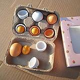 Kinderküche Spielzeug Holz Küche Spielzeug für Kinder Pretend Spiele Lebensmittel Eier Set Vorschule Holz Kinder Yolk Lebensmittel spielen