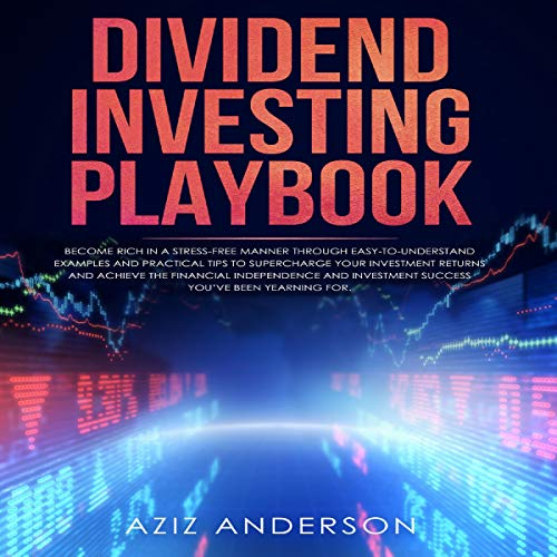 Dividend Investing Playbook audiobook cover art