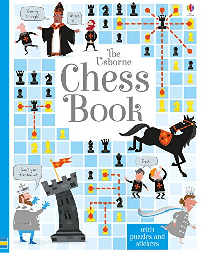Usborne Chess Book Lucy Bowman