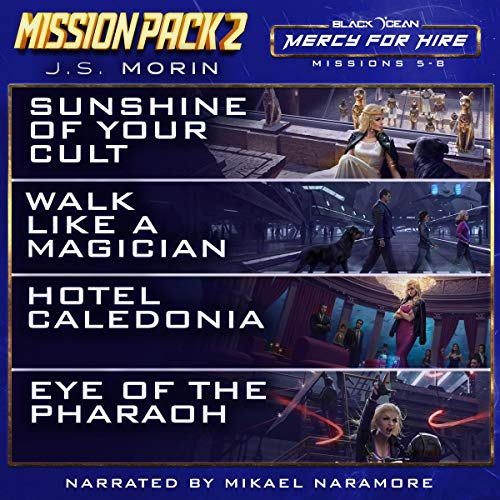 Couverture de Mercy for Hire Mission Pack 2