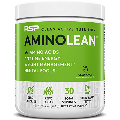 Rsp Nutrition Amino Lean, Green Apple, 0.27 kg