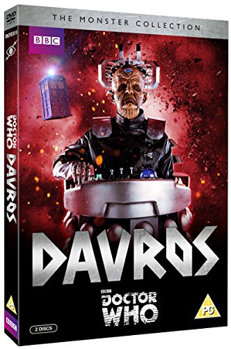 The Monsters Collection: Davros (2 DVDs)