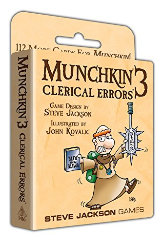 Munchkin 3 REV Color-Game