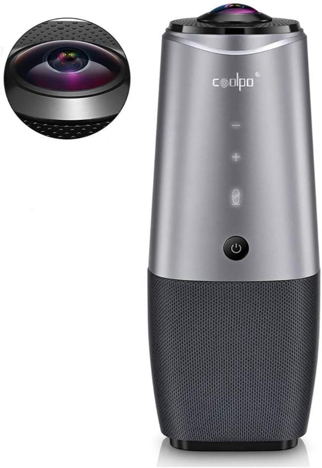 Coolpo AI Huddle PANA 360° Video Conference Camera  $489.58 Coupon