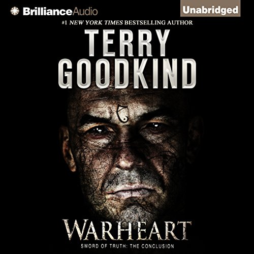 Warheart audiobook cover art