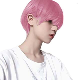 Amazon.co.jp ピンク , ウィッグ / ファッション小物 服