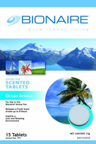 Bionaire BSP-OCB09-U Scent Fan Pouches – Ocean Breeze