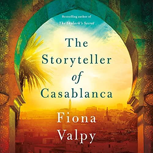 The Storyteller of Casablanca cover art