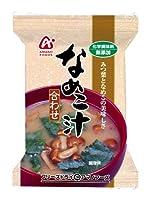 アマノフーズ 無添加 なめこ汁(合わせ) 8g×10個