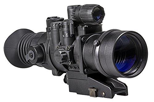 Pulsar Phantom Gen 3 Select 3x50 Night Vision Riflescope with Quick Detach Mount