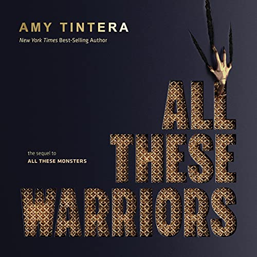 All These Warriors Audiobook By Amy Tintera cover art