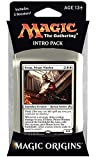 Magic The Gathering: MTG Magic Origins: Intro Pack / Theme Deck: Hixus, Prison Warden (Includes 2 Booster Packs & Alternate Art Premium Rare Promo) White