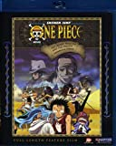One Piece - The Princess and the Pirates - Adventures in Alabasta Movie #8 [Blu-ray]