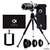 CamKix Lens Kit Compatible with Apple iPhone 8 and...