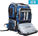 Calcutta Squall 3600 Tactical Tackle Backpack – Fishing Storage Bag Organizer