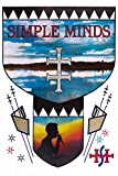 1art1 Simple Minds - Waterfront Poster 91 x 61 cm