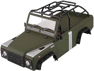 GoolRC Killerbody Marauder Ⅱ RC Car Body Shell Kit for 313mm Wheelbase Axial SCX10 SCX10Ⅱ Chassis 1/10 RC Crawler