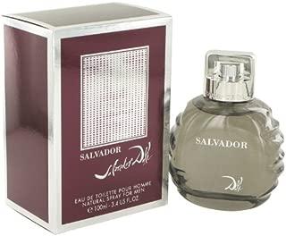 Salvador by Salvador Dali Men's Eau De Toilette Spray 3.4 oz - 100% Authentic