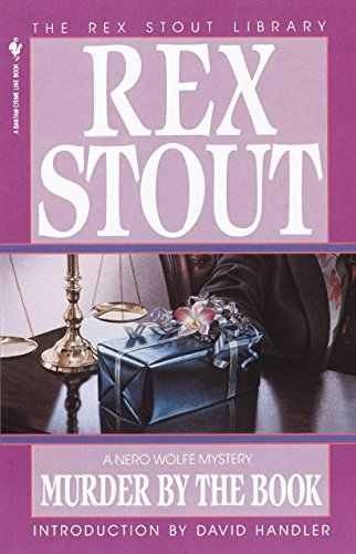 Murder by the Book (Nero Wolfe, Band 19)