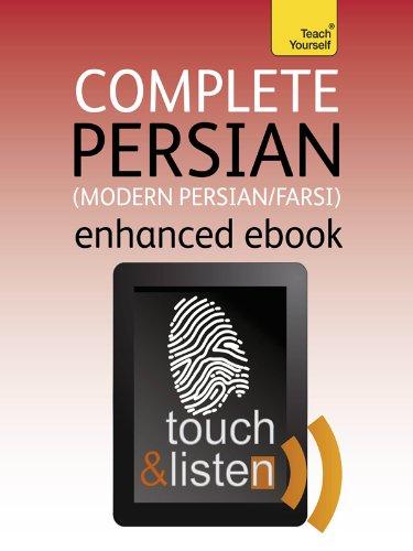 Complete Modern Persian (Farsi): Teach Yourself: Audio eBook (Teach Yourself Audio eBooks) (English Edition)