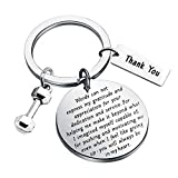 BLEOUK Fitness Instructor Gift Personal Trainer Gift Instructor Thank...