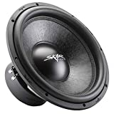 Skar Audio SVR-15 D2 15' 1600 Watt Max Power Dual 2 Ohm Car Subwoofer, 15' - Dual 2 Ohm