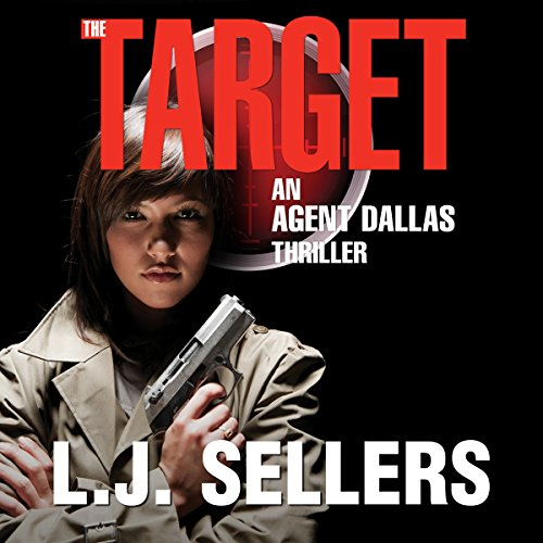 The Target audiobook cover art