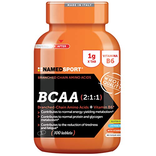 NAMED BCAA 2:1:1 100 CPR