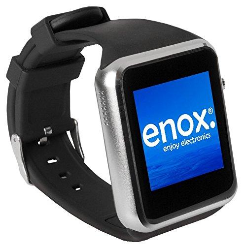 Unbekannt Enox SWP22 Silber Smartwatch Smartphone Handyuhr SIM Karten Einsatz 1,54