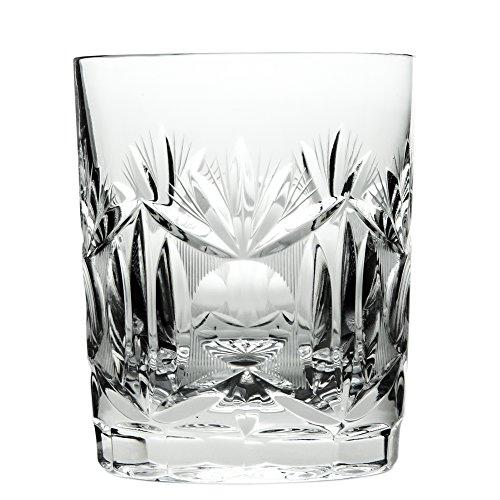 Vasos Whisky Cristal Tallado vasos whisky cristal  Marca Cristal de Bohemia