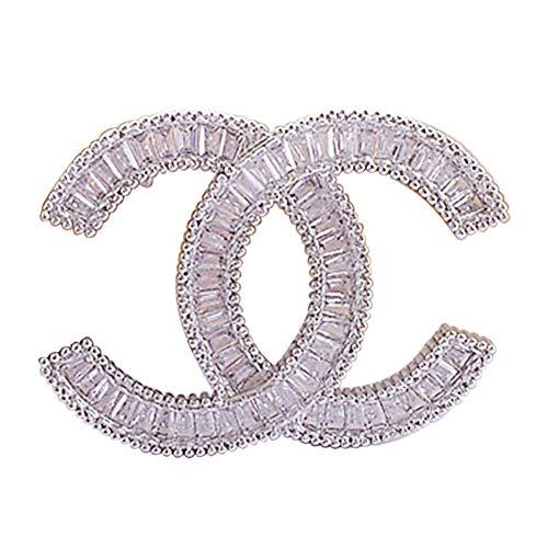 Einzigartiges Design elegante Perle Brosche für Frauen von Parteien, Bankette, Hochzeiten Weihnachtsgeschenke, Geburtstagsgeschenke (Stil 2)