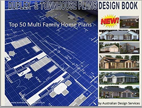 Amazon Com Duplex House Plans Distinctive Home Designs Townhouse House Plans Modern Dual Living House Designs Dual Family House Floor Plans Ebook Morris Chris Designs Australian Kindle Store