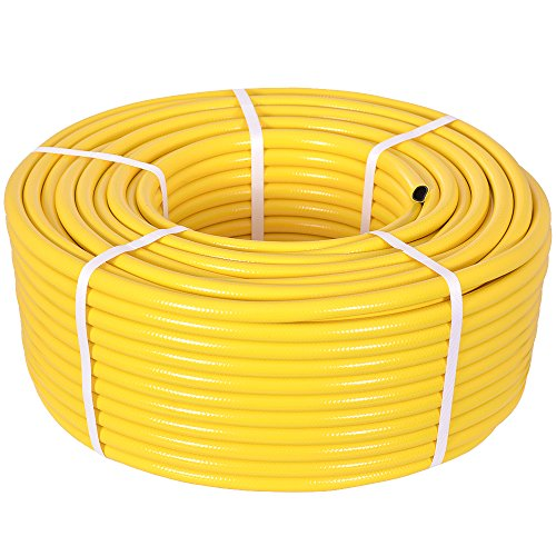 HydroSure Flexible Garden Hose Pipe - 13mm x 100m Durable 3 Layer Anti-Kink Made In The UK