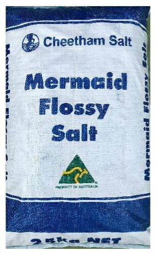 1袋 チータムソルト[中粒25�s]南氷洋の塩 海水塩100% オーストラリア リファインドコース