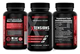 Male Performance and Enlargement Pills- Size Enhancement for Men- for Increased Male Size, Length and Girth- 60 Tablets