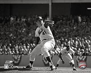 Tom Seaver New York Mets 1969 World Series Action Photo (Size: 8