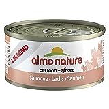 Almo Nature Mega Pack – Atún y Camarones 6 latas de 70 g