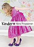 Kinder. Kleine Prinzessinnen (Wandkalender 2022 DIN A4 hoch)