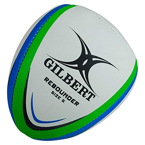 Gilbert Rebounder Match Trainer Rugby Ball