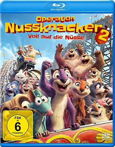 Operation Nussknacker 2 - Voll auf die Nüsse [Blu-ray]