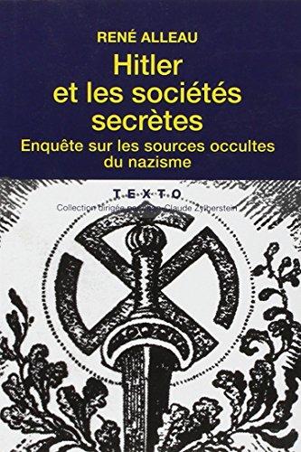 Hitler et les sociétés secrètes